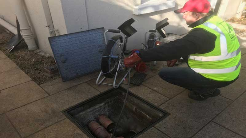 Drain Survey Dublin